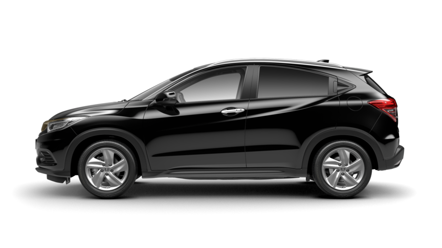 Honda HR-V in Crystal Black Pearl