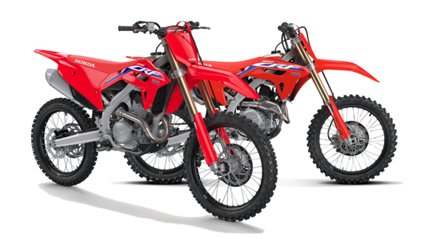 Honda Cross & Trial