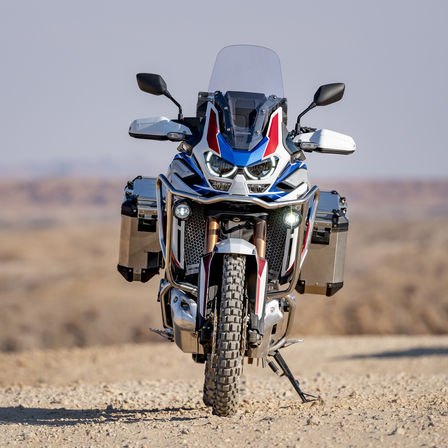 Africa Twin Adventure Sports Eintauschangebot