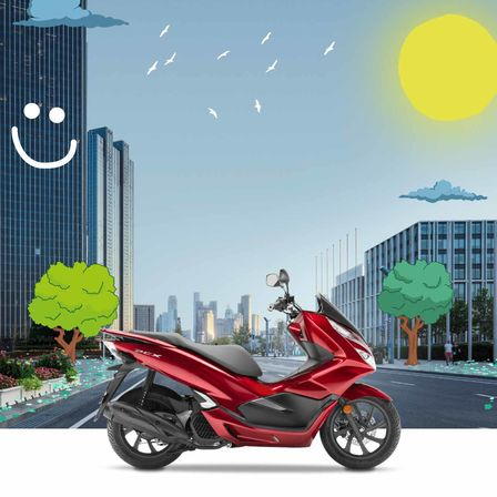 PCX Honda Easy Cover Insurance