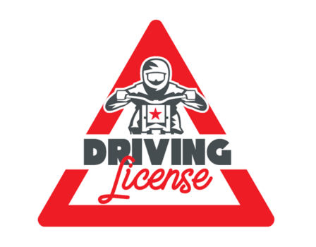 Driving License 125 Honda promotion